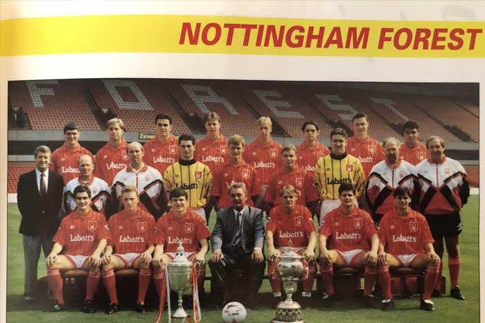 nottingham forest football club, chants, bill cashmore